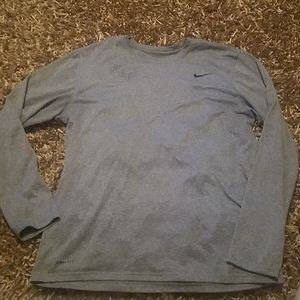 Nike Dri-fit tee shirt. Large